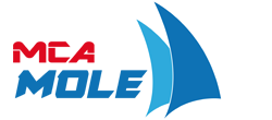 Logo du logiciel de gestion MCA Mole
