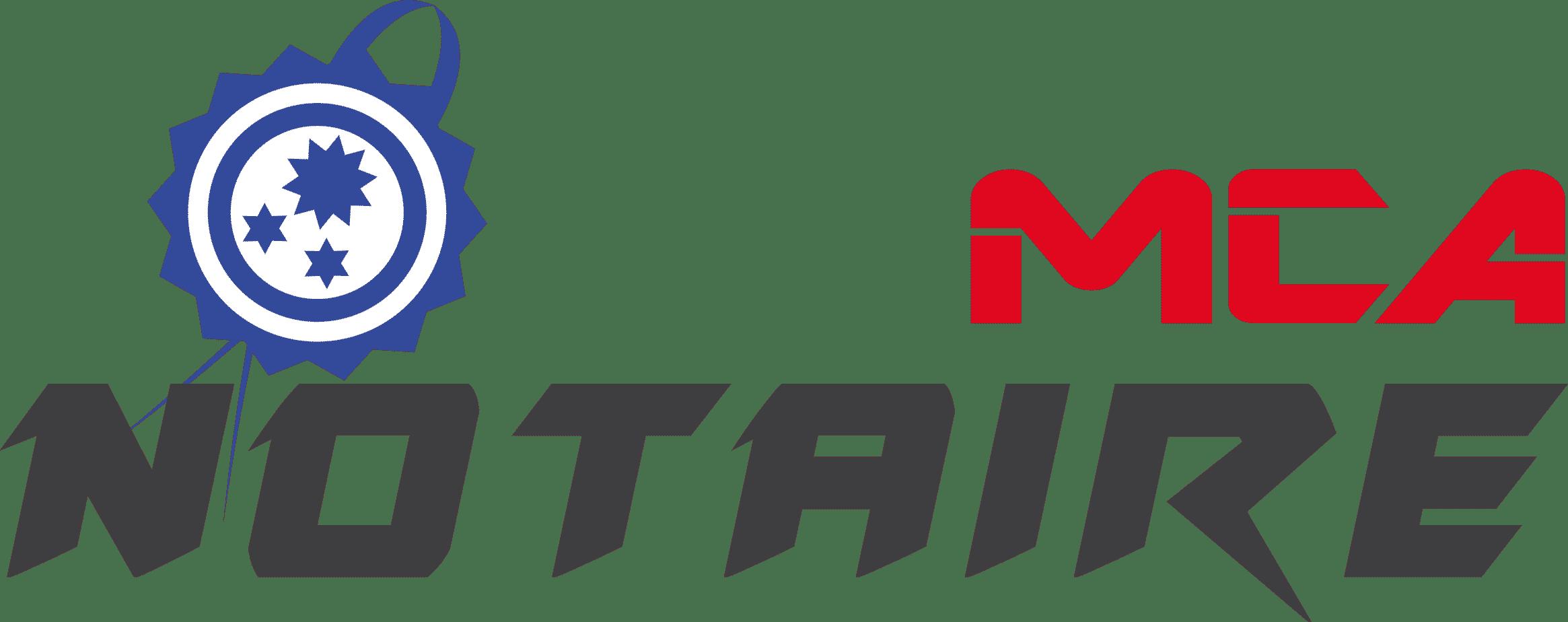 Logo du logiciel de gestion MCA Notaire