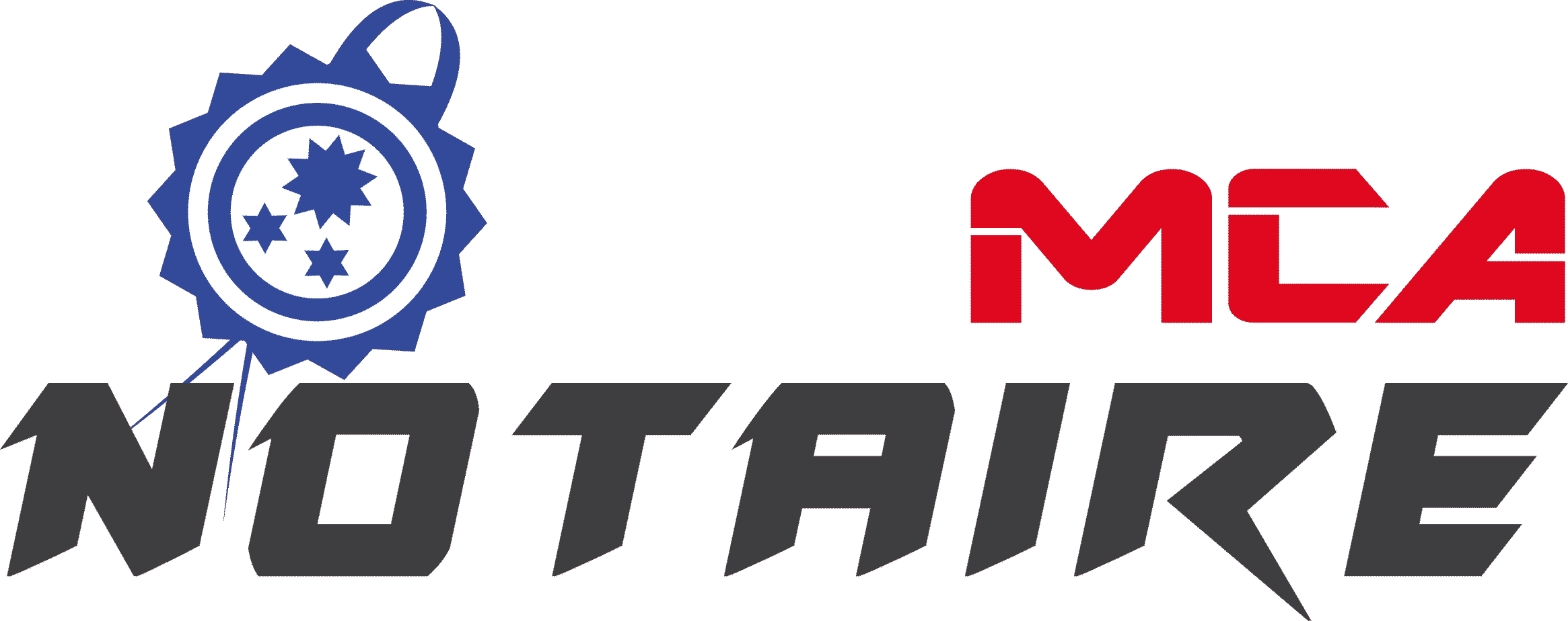 Logo MCA Notaire management software